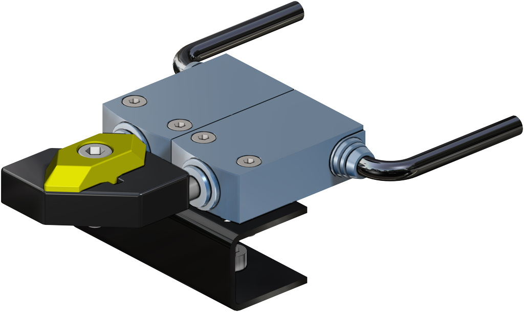 GS (spring return) pneumatic actuator, high temperature (-20°C / + 150°C) - accessories - ELECTROMECHANICAL LIMIT SWITCHES